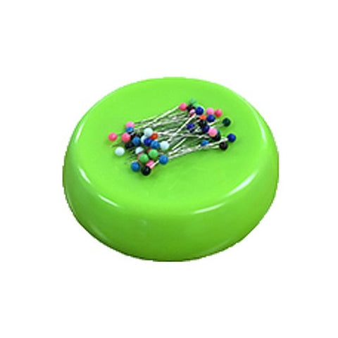 Grabbit Magnetic Pin Cushion in Lime Green