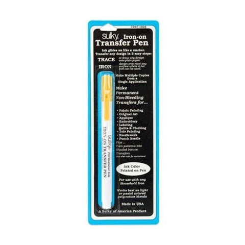 Sulky Transfer Pen in Yellow