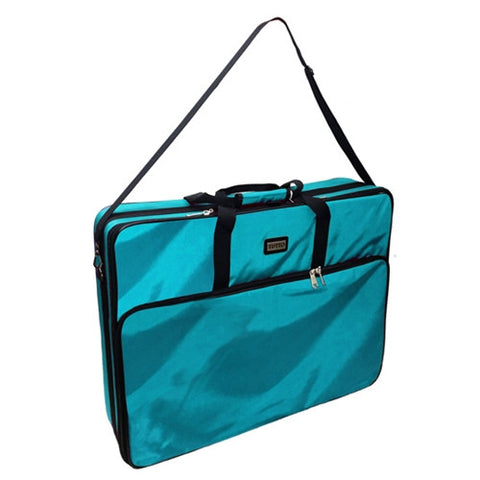 "Tutto 28"" Turquoise Embroidery Unit Carrying Case"