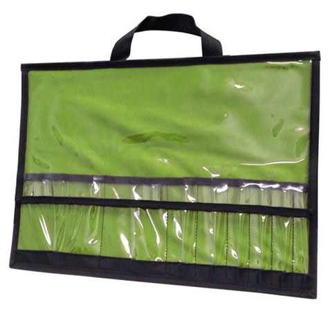 Tool Embellishment Holder by Tutto Luggage in Lime