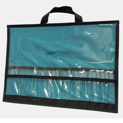 Tool Embellishment Holder by Tutto Luggage Turquoise