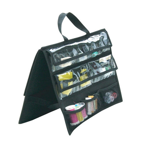 Tool Embellishment Holder by Tutto Luggage in Black