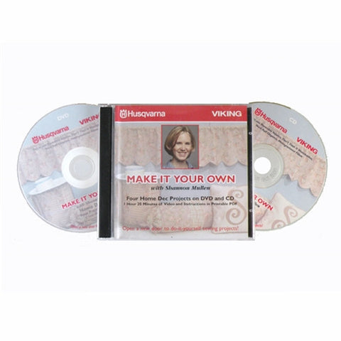 Make it Your Own with Shannon Mullen DVD