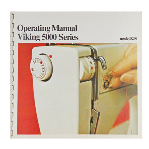 Instruction Book for Viking 5230