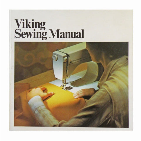Instruction Book for Viking 5000 Series Sewing Machine