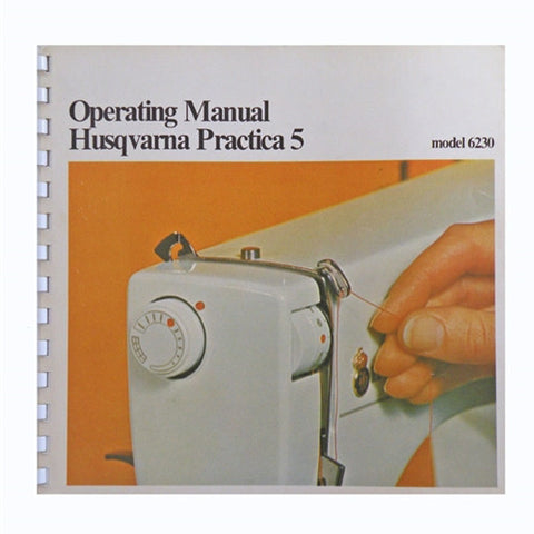 Instruction Book for Viking 6230