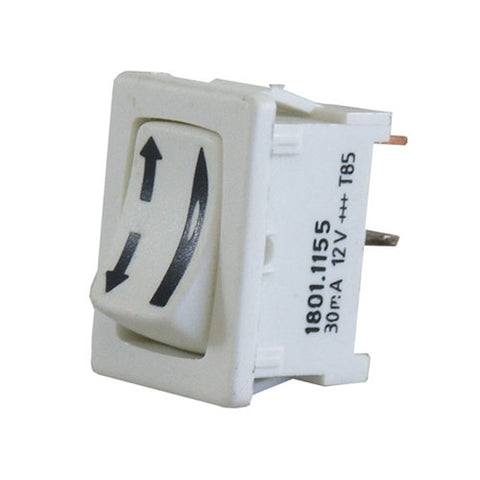 3-Position Needle Switch in White for Viking 630