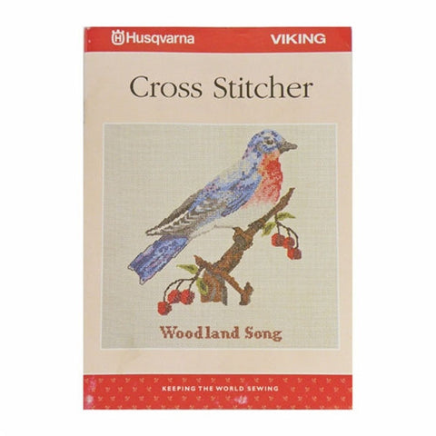 Instruction Book for Cross-Stitcher Program