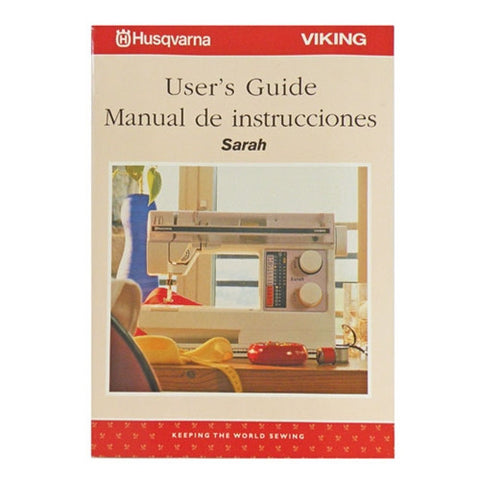 Instruction Book for Viking Sarah