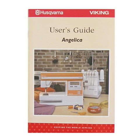 Instruction Book for Viking Angelica