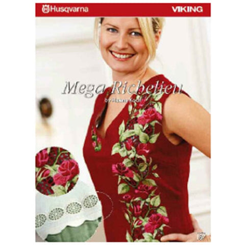 Mega Richelieu Embroidery CD #187
