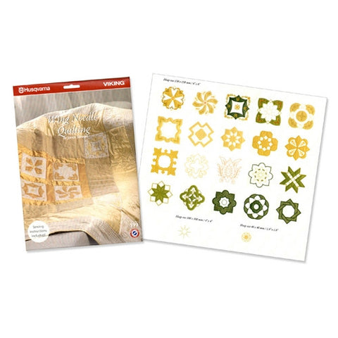 Wing Needle Quilting Embroidery CD #199