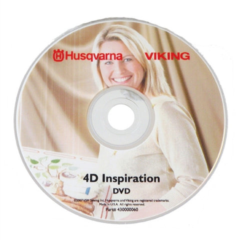 4D Software Inspirational DVD