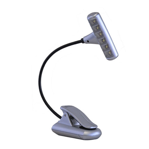 HammerHead LED Book & Craft Light in Silver