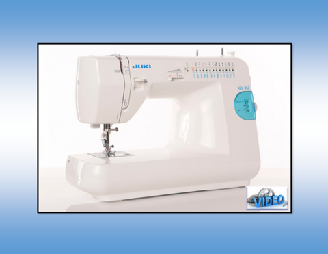 Juki HZL-35z-UL5 Sewing Machine with BONUS Quilting Table and Walking Foot Package!
