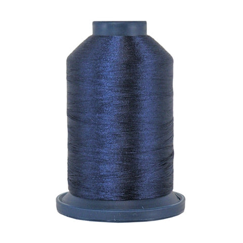Robison-Anton 40wt Rayon in Light Navy, 5500yd Cone