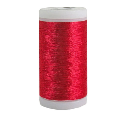 Iris Ultra Brite Polyester in Radiant Red, 600yd
