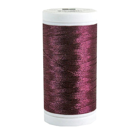 Iris Ultra Brite Polyester in Maroon, 600yd