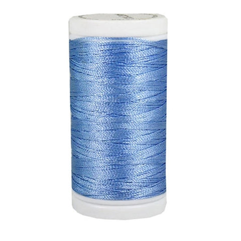 Iris Ultra Brite Polyester in Paris Blue, 600yd