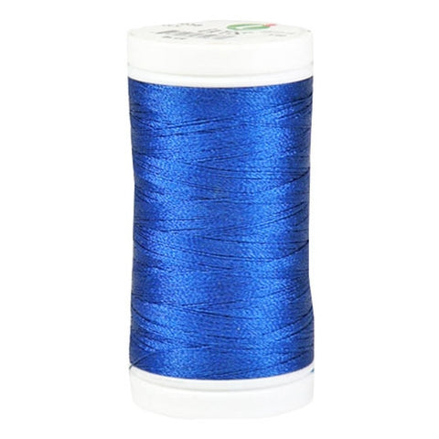 Iris Ultra Brite Polyester in Blue, 600yd