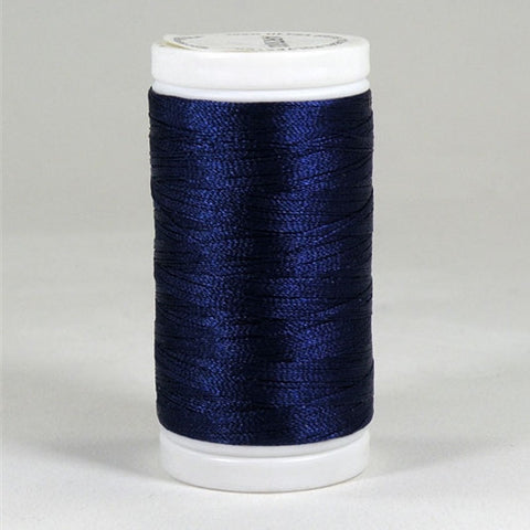 Iris Ultra Brite Polyester in Royal Blue, 600yd