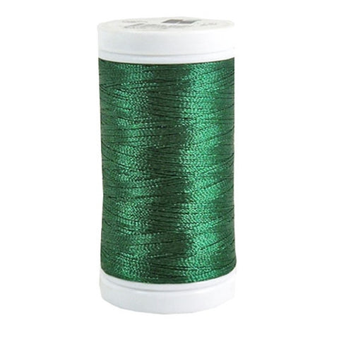 Iris Ultra Brite Polyester in Xmas Green, 600yd
