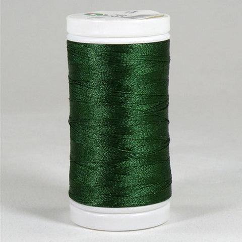 Iris Ultra Brite Polyester in Forest Green, 600yd