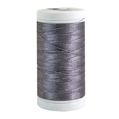 Iris Ultra Brite Polyester in Grey Horizon, 600yd