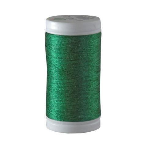 Iris Ultra Brite Polyester in Dark Green, 600yd