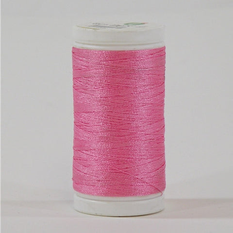 Iris Ultra Brite Polyester in Pink, 600yd