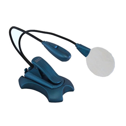Craft LED Light with Magnifier in Teal Color
