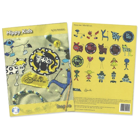 Hippy Kid Design CD #21 by Inspira