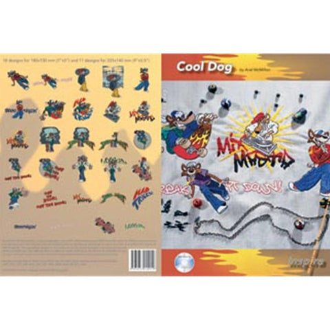 Cool Dog Design CD #33 by Inspira