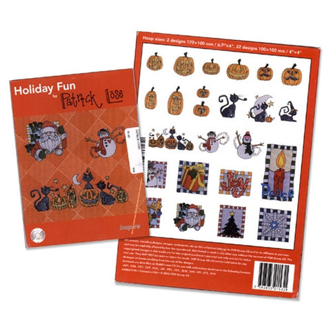 Holiday Fun with Patrick Lose Design CD by Inspira