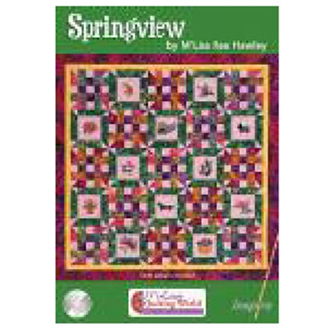 Springview with M'Liss Rae Hawley Design CD by Inspira