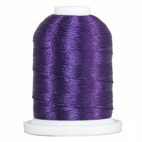 YLI Designer 7 Polyester Floss in Purple,250yd