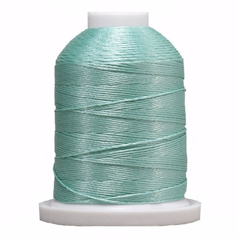 YLI Designer 7 Polyester Floss in Light Aqua,250yd