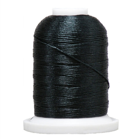 YLI Designer 7 Polyester Floss in Spruce,250yd
