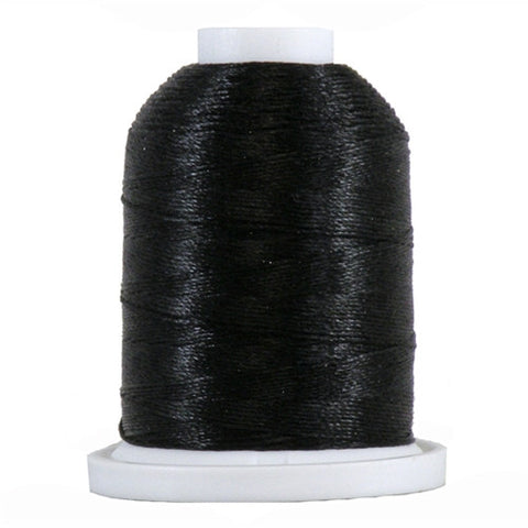 YLI Designer 7 Polyester Floss in Black,250yd