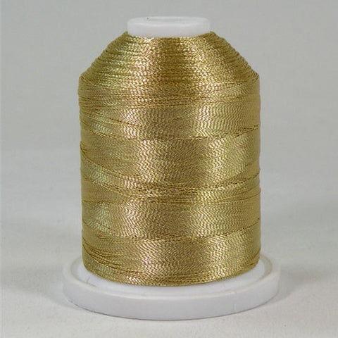 Robison-Anton Metallic in European Gold, 1000yd Spool