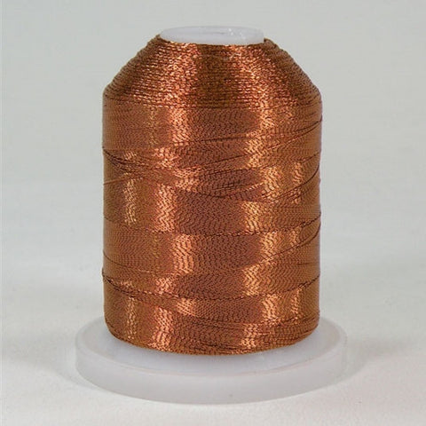 Robison-Anton Metallic in Copper, 1000yd Spool