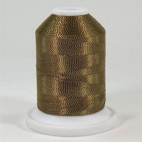 Robison-Anton Metallic in Antique Gold, 1000yd Spool