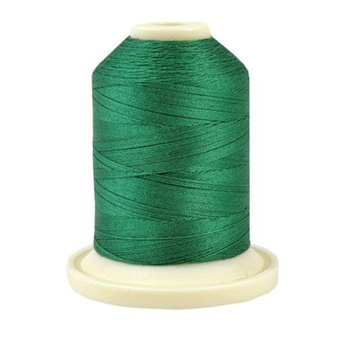 Robison-Anton 50wt Cotton in Kelly, 500yd Spool