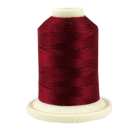 Robison-Anton 50wt Cotton in Burgundy, 500yd Spool