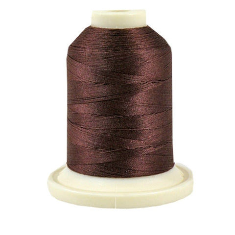 Robison-Anton 50wt Cotton in Brown, 500yd Spool