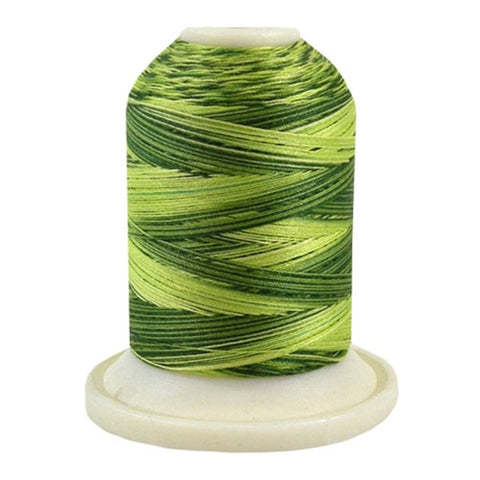 Robison-Anton 50wt Cotton in 3CC Green, 500yd Spool