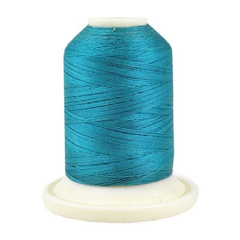 Robison-Anton 50wt Cotton in Pro Teal, 500yd Spool