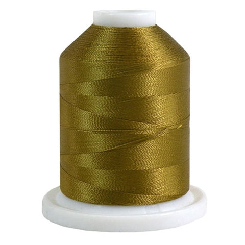 Robison-Anton 40wt Rayon in Autumn Green, 1100yd Spool