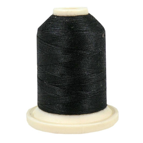 Robison-Anton 25wt Cotton in Black, 400yd Spool