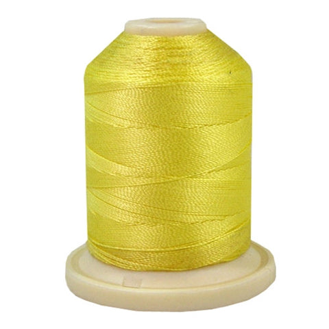 Robison-Anton 25wt Cotton in Lemon, 400yd Spool